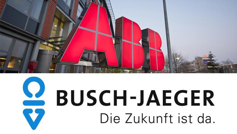 Изделия ABB и Busch-Jaeger уже у нас в салоне