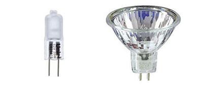 Низковольтные галогеновые лампы