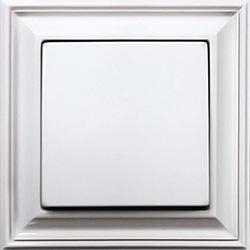 Новая серия JUNG ECO deco - цвет белый